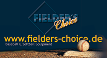 Fielders Choice Banner